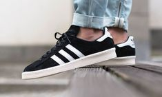 Adidas Campus – Find the Best Men's Shoes n this Line Up! Adidas Stripe Shoes, Striped Shoes, Adidas Sneakers, Best Shoes For Men, Men S Shoes, Adidas Campus, Adidas Originals, The Originals, Most Comfortable Shoes