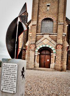 La Chapelle des marins à Dieppe