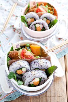 #sushi #rolls