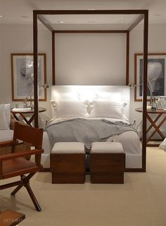 Beautiful Bedrooms and Baths | Ralph Lauren Point Dume Collection