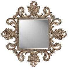 I pinned this Extravagance Wall Mirror from the Wonderful Walls event at Joss and Main!