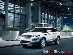 Land Rover Range Rover Evoque picture # 13 of 121, Front Angle, MY 2011, size: 1600x1200