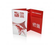 Ticket Packaging | FIFA Women's World Cup 2015 Ticket Wallets