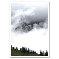 Fotokarte »Bergnebel« http://dickoepfig.ch/produkt/fotokarte-bergnebel/ #suisse #schweiz #switzerland #nebel #natur