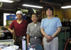 Sunday Warriors Shoei Seisakusho Interview