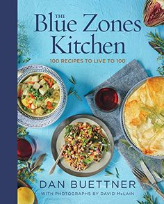 Price: (as of – Details) Best-selling author Dan Buettner debuts his first cookbook, filled with 100 longevity recipes inspired by the Blue Zones locations around the world, where people live the longest. Building on decades [. The Residents, Blue Zones Recipes, Zone Recipes, Aryuvedic Recipes, Sprout Recipes, Cheap Recipes, Lunch Recipes, Delicious Recipes, Crockpot Recipes