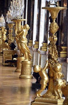 Versailles Palace : Hall of Mirrors