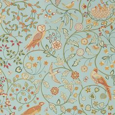 The wallpaper Newill - 216704 from William Morris is a wallpaper with the dimensions x 10 m. The wallpaper Newill - 216704 belongs to the popular wallpaper Print Wallpaper, Fabric Wallpaper, Wallpaper Roll, Liberty Wallpaper, William Morris, Craftsman Wallpaper, Painted Rug, Wallpaper Online, Creative