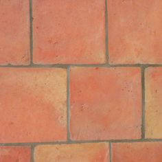 Cotto Med Natural Square Terracotta Tiles 8x8