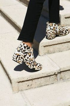 A full-on printed shoe from toe to heel.Free People Chasing Cowboys Ankle Boots, $328, available at Free People. #refinery29 http://www.refinery29.com/2016/11/128345/pinterest-top-bootie-for-fall-photos#slide-2