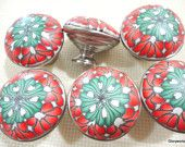 stunning knobs in all different color combinations