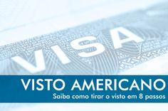 O Visto Americano é um dos principais documentos para você desembarca nos Estados Unidos (EUA). Saiba como e o que é necessário para adquiri-lo!
