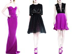 collections that are raw as fuck ➝ georges hobeika 'gh' f/w 2014-15