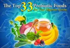 Top prebiotic foods for your digestive system