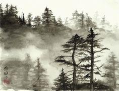 Carmen Harada- Bosque Japonés