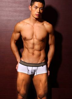 Naked asian studs #7