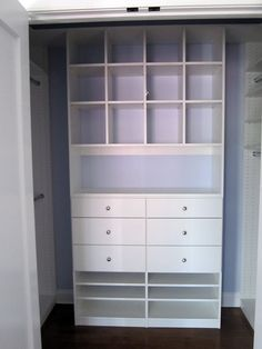 Tips For Controlling Closet Clutter: Custom Closets Direct Offers Five Easy  Tips For Controlling Closet