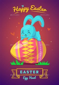 Easter Character