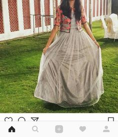 New Party Outfit Work Jackets Ideas Frock Fashion, Indian Fashion Dresses, Indian Gowns Dresses, Indian Outfits, Long Gown Dress, Frock Dress, Saree Dress, Fancy Blouse Designs, Dress Neck Designs
