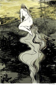 Irish Myths: Deep Cuts Jillian Tamaki