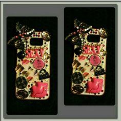 Samsung Galaxy s6 case Handmade Samsung Galaxy s6 case Accessories Phone Cases