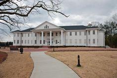Brawner Sanitarium in Smyrna, Georgia. Est. 1909. Listed in the National Register of Historic Places