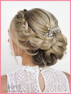 Wedding Hairstyles - Perfect Bridal Hairstyles For A Beautiful Winter Wedding -- Read more at the image link. #WeddingHair