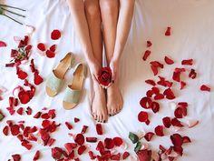 The Workshop Shoes - Romantic girl Ballet Shoes, Dance Shoes, Romantic Girl, Workshop, Spring Summer, Handmade, Fashion, Ballet Flats, Dancing Shoes