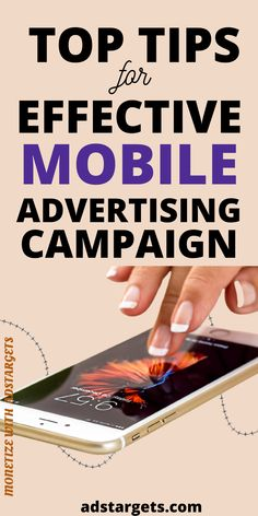 A mobile ad platform works like a broker between publishers and advertisers who are looking for advertising real estate on popular apps. Find tips for for effective mobile advertising campaign! #publishers #advertisers #advertising #popularapps Mobile Advertising, Display Advertising, Advertising Campaign, It Works, Apps, Real Estate, Platform, Popular, Real Estates
