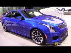 Cadillac ATS V Coupe  [ 2017 ]