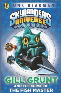 Skylanders Universe #2 - Gill Grunt & The Curse of The Fish Master - S/Hand - PB
