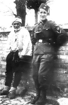WWII. - 1942. - Croatia/NDH - SS Handžar division