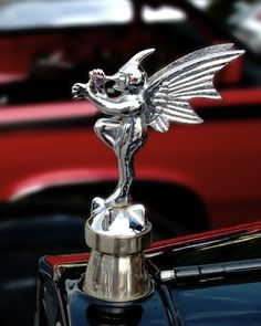 The 40 Most Awesome Hood Ornaments You've Ever Seen