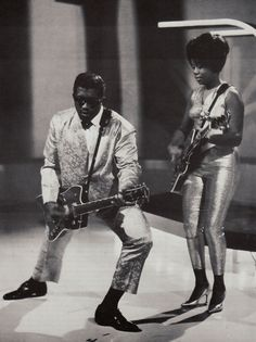 Bo Diddley & The Duc