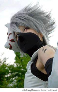 Kakashi | Naruto cosplay