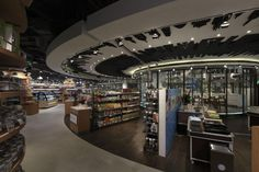 citysuper supermarket by Shanghai RID, Shanghai » Retail Design Blog