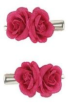 Cute hair clips!
