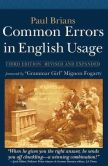 Common Errors in English Usage: Third Edition by Paul Brians for $19 for 3rd Edition from Barnes and Noble.