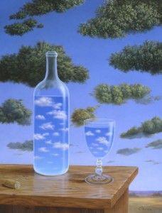 René Magritte (1898 – 1967) was a Belgian surrealist artist.