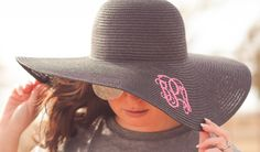 """These are our favorite floppy hats for the pool, beach, or lake!! Product Details Paper Blend Approximately 22"""" Around the Head Brim Width: 5"""" If you choose to"""