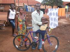 Bikesfortheworld.org from Bikes for the World