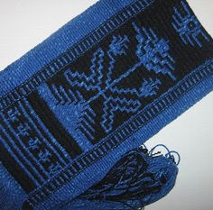 Tablet Weaving, Hand Weaving, Inkle Loom, Textiles, Band, Textile Design, Winter Hats, Crochet, Accessories