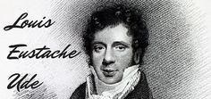 Starkoch im 19. Jahrhundert: Louis Eustache Ude. Niemand verstand es wie er mit Salz und Pfeffer umzugehen, ein Lamm anzurichten oder eine Taubenpastete zu backen.