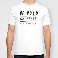 Be BOLD or italic, never regular. Yearbook Shirts, Funny Yearbook, Yearbook Staff, Yearbook Pages, Club Shirts, Tee Shirts, Yearbook Design, Tee Shirt Designs, Graphic Tees