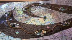 by Aida Flores Mosaics, via Flickr