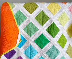 more quilt ideas with spots for signing