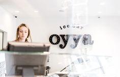 oyya - Interior   by Skinn Branding Agency