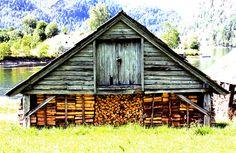 wood storing, Marianne Hølmebakk, Norway