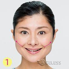 Если уголки ваших губ стали направляться вниз даже при улыбке, а рот потерял форму, это упражнение поможет губам «вспомнить» свою молодую форму и вернуть ее.