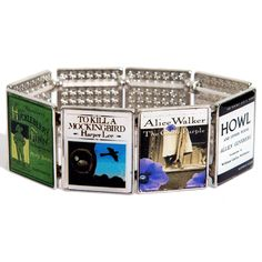 Banned Book Bracelet--I want this!
